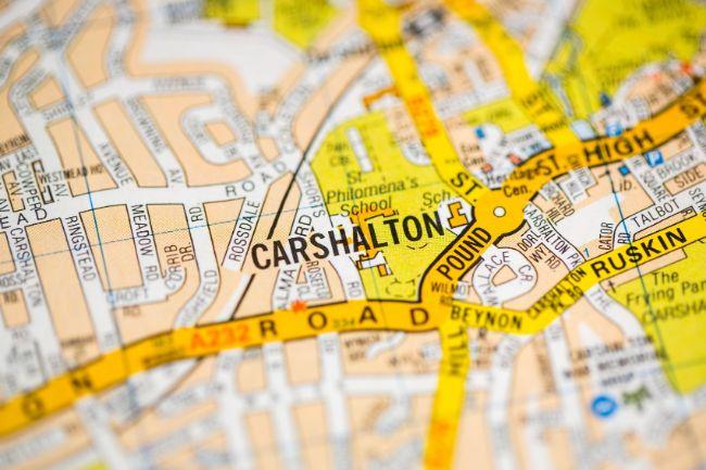 Carshalton waste clearance