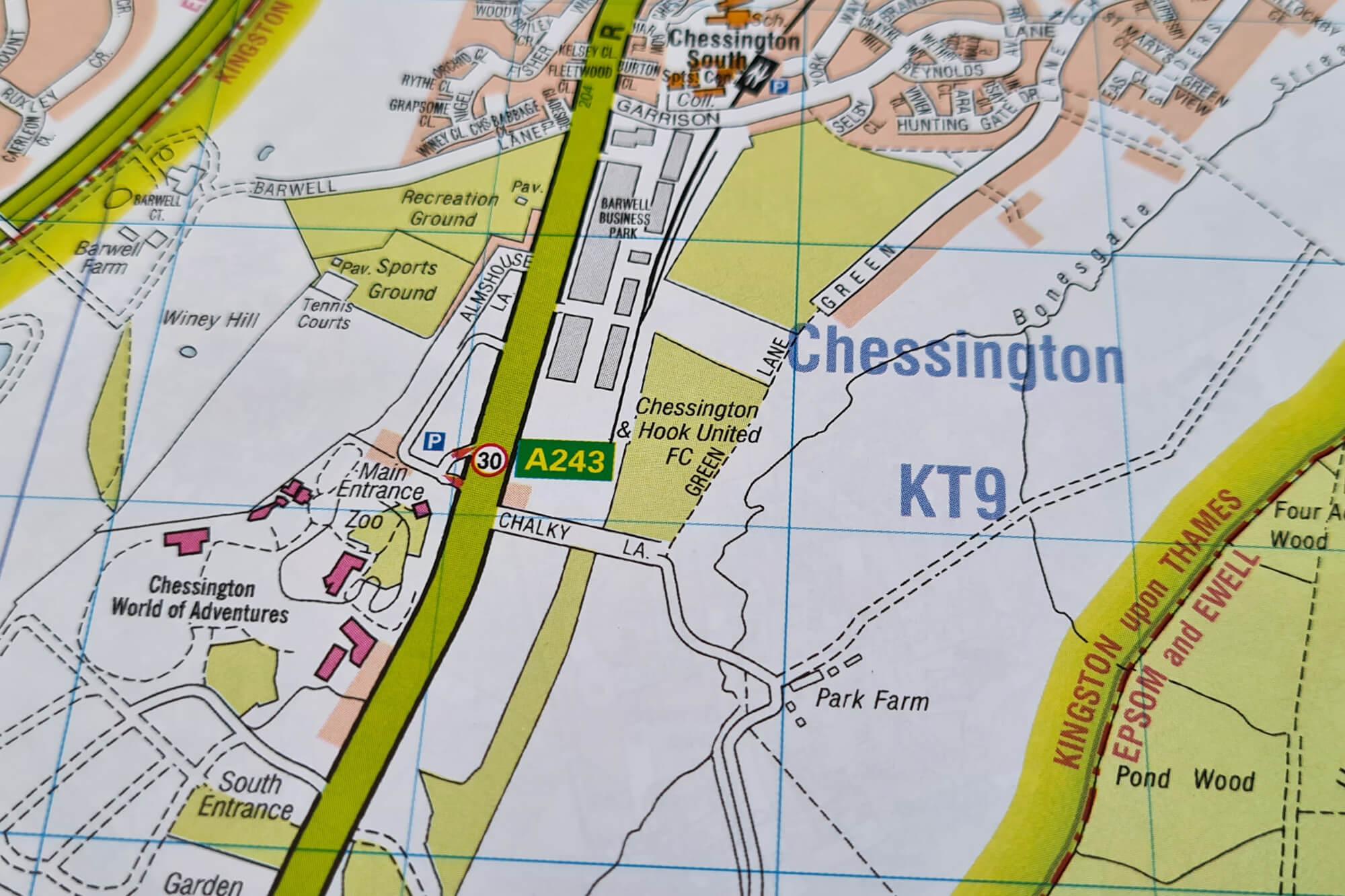Chessington waste clearance