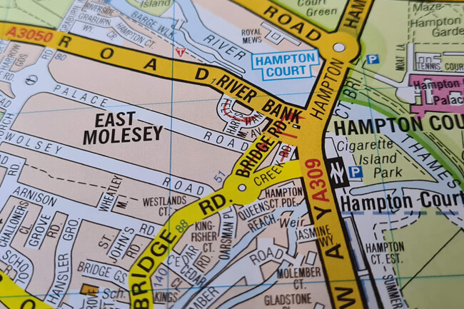 East Molesey waste clearance