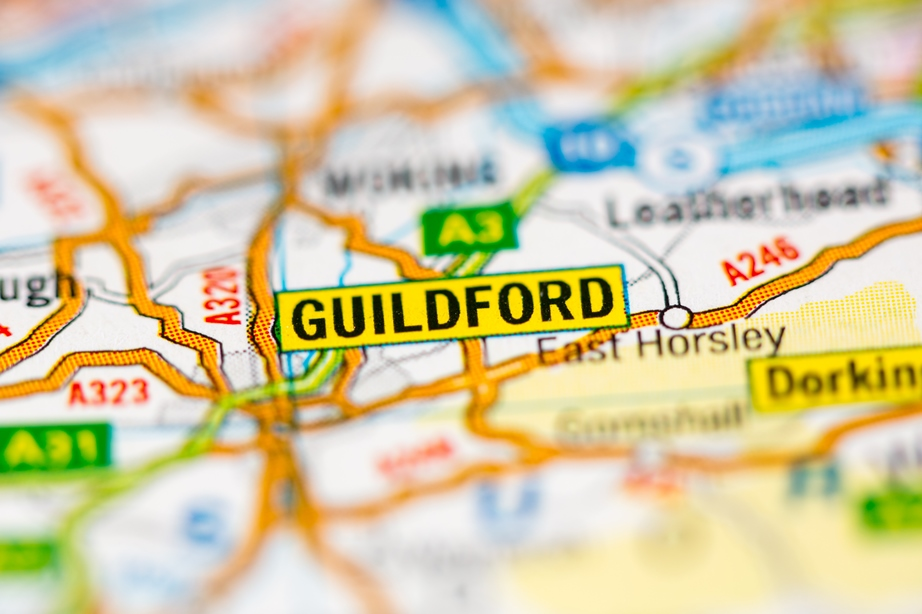 Guildford waste clearance