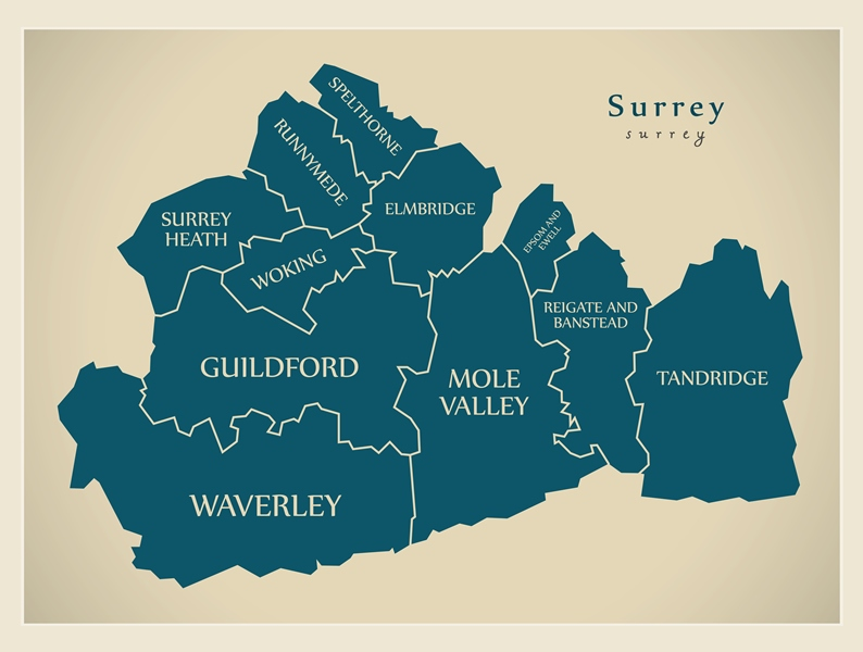 Surrey waste clearance